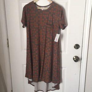 Lularoe Carly (High-low) Dress